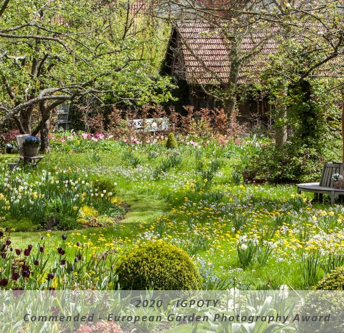 "IGPOTY Commended – Category: European Garden Photography Award – ""Springtime"""